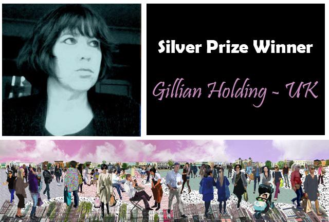 GillianHoldingwinners